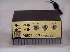 Vintage Pride 100 Ham Radio Linear Amplifier 10-80 Meters  Amateur Radio