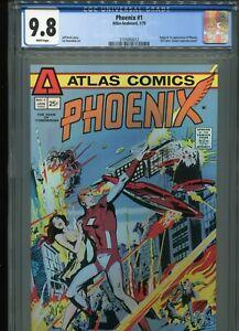 Phoenix #1   (1st Phoenix - Origin)  CGC 9.8  WP