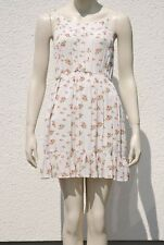 SUPERDRY * verspieltes Sommerkleid * Trägerkleid * Kleid * DRESS * Offwhite * S