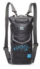 Waterproof Floating Backpack - Dry Bag for Kayaking (Black 10L)