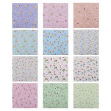 70 Sheets Floral Pattern DIY Kids Origami Paper Scrapbooking Decoration 14*14CM