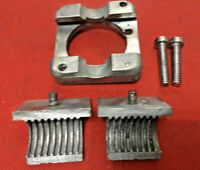 """NICE ATLAS CRAFTSMAN 10 12"""" LATHE SPLIT HALF NUTS With Guide ASSEMBLY COMPLETE"""