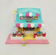 Vintage Polly Pocket 1993 Pizzeria -pollyville 1993 By bluebird toys