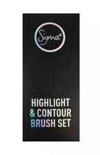 Sigma Beauty Highlight and Contour Brush Set(7pc) Nib ($166)