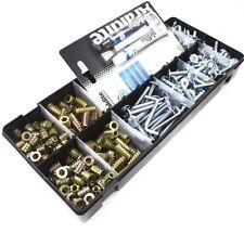 169 pezzi mobili e kit di montaggio audio con inserti in legno, Bulloni & Adesivo