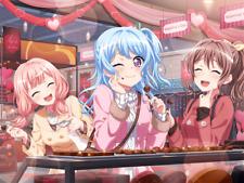 JP Gems Starter Account Bandori Reroll BanG Dream Girls Band Party 20000