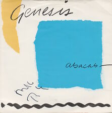 "MIKE RUTHERFORD Signed GENESIS 7"" RECORD Cover ABACAB COA"