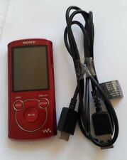 Sony NWZ-E463 E Series 4GB Walkman Hand Held compact Red Mp3 player video player
