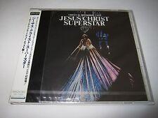 Jesus Christ Superstar Original Broadway Cast CD Japanese Import OBI Strip 1999
