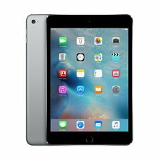 Brand New apple iPad Mini 4 WiFi 128GB Sealed Package Space Grey apple warranty