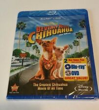Beverly Hills Chihuahua Blu-Ray & DVD 2011 2-Disc Set New-Factory Sealed Rewards