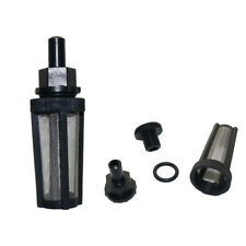 2pcs Agricultural Black Garden Tools Water Purifier Hose Accessory Filter