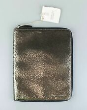 NWT BRUNELLO CUCINELLI Gray Leather Ipad Air 2 3 4 Tablet Case 9.75X7.75 $1425
