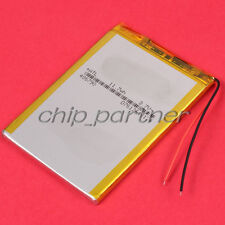 3.7V 3800mAh Polymer Battery 486790 Li-po Batteries with PCM Rechargeable For PC