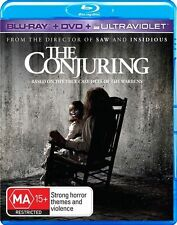 The Conjuring (Blu-ray, 2013, 2-Disc Set)