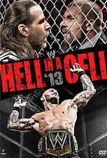 WWE: Hell in a Cell 2013 (DVD, 2013, Canadian)