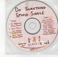 (EH521) Hamfatter, Do Something Stupid Tonight - 2008 DJ CD
