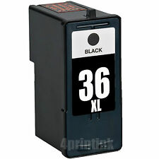 36XL 18C2170 Black Ink Cartridge For Lexmark Z2420 X3650 X4650 (Remanufactured)