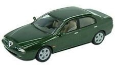 Italian BH054 Alfa Romeo 166 Green 1/43 Scale New Pack