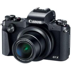 "Canon Powershot G1X Mark III 24.2mp 3"" Digital Camera Brand New Agsbeagle"