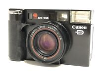 EXC+5 Canon AF35ML Point & Shoot 35mm Film camera 40mm f1.9 Lens Japan #11603