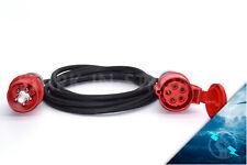 CEE 32A Verlängerungskabel  Starkstromkabel  Gummikabel  H07RN-F5G4mm²  400V