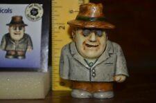 Pot Bellys Sculpted Figure - 2001 Harmony Kingdom Franklin D Roosevelt