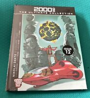 2000AD The Ultimate Collection #73-Issue 12: Nikolai Dante Volume 2-Sealed