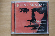 John Farnham – I Remember When I Was Young - Songs From The Great Austr (B 76)