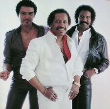 CHI-LITES 1983 BOTTOM'S UP PROMO POSTER