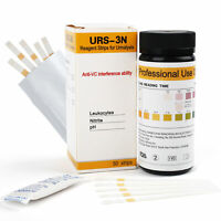 UTI Test Strips 3-in-1 Urinary Tract Infection for Leukocytes Nitrite PH Test US