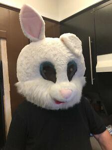 Rabbit Head Costume