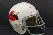 CARDINALS Clear Shell Suspension Vintage Game Used Football Helmet MacGREGOR