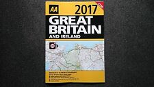AA ROAD ATLAS UK / GREAT BRITAIN & IRELAND 2017
