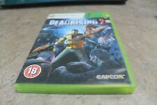 XBOX 360 Game .......  Deadrising 2