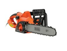 Black & Decker Corded Electric Chainsaw 2000W 40cm CS2040