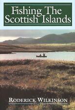 WILKINSON FLYFISHING BOOK FISHING THE SCOTTISH ISLANDS hardback BARGAIN new
