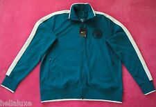 ~Nike LEBRON N98 James Track jersey Basketball sweat shirt Jacket top~Men sz 2XL