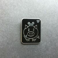 WDW - Hidden Mickey Pin Series III - Pig With Mouse Ears Disney Pin 64830