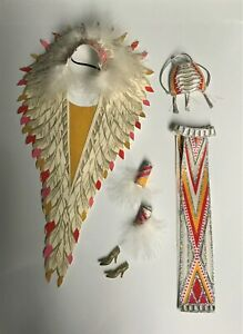 Parts Lot - Cher Native American Outfit