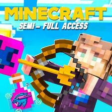Minecraft Java Edition Premium | Ready to Play |Cant Change Email | Play Hypixel