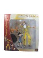 Hape The Little Prince Movie Action Figure 824764 The Aviator Little Girl & Fox