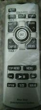 2009 2011 Toyota Sienna MINIVAN DVD Entertainment Remote Control REAR SEAT OEM