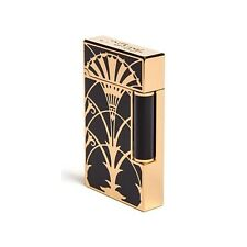 S.T. Dupont Ligne 2 Limited Edition American Art Deco Lighter 016063 (16063) NIB