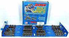 ARP ENGINE & ACCESSORY FASTENER KIT 535-9801 CHEVY 396 454  BLACK OXIDE