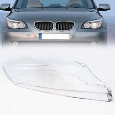 Passenger Right Side Headlight Lens Cover Lamp For BMW 5 Series E39 1995-2002 01
