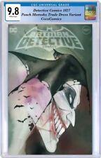 Detective Comics #1027 Cgc 9.8 Dc Comics Peach Momoko Td Var Pre-Order 9/16/2020