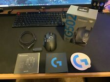 Logitech - G502 Lightspeed Wireless Optical Gaming Mouse with RGB