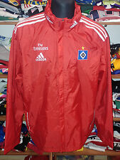 Neu Hamburger SV HSV Regen Jacke Gr. XL Trikot shirt jersey Trainings (h2d)