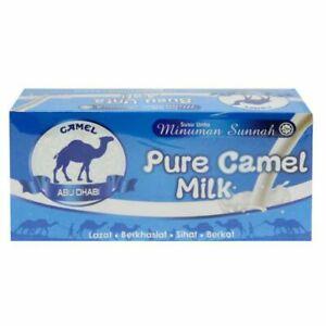 NEW Original ABU DHABI Camel Milk Powder With High Protein & Calcium HALAL 5pcs